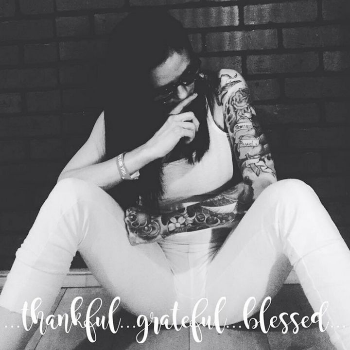 Thankful, great full, and blessed - M&D Shades Of Chaos