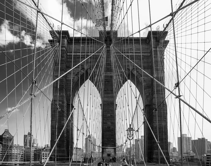 Brooklyn Bridge - Mute Photography