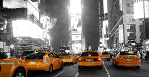 Big Apple Taxi Driver