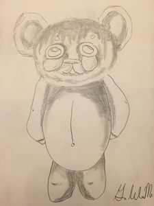 Rain bear