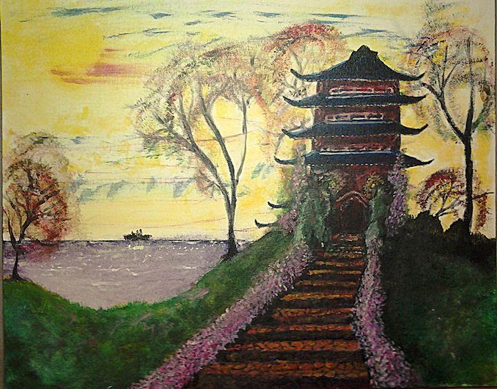 pagoda - Ryan Mason