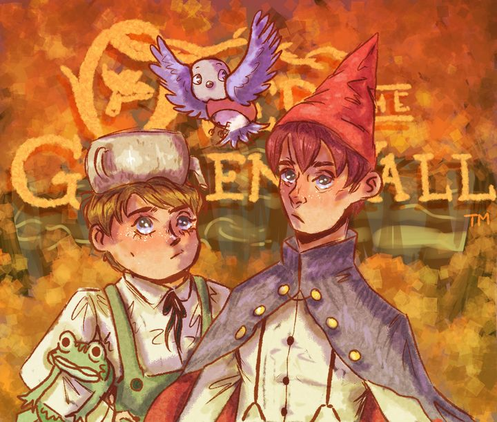 Over The Garden Wall - Charlie