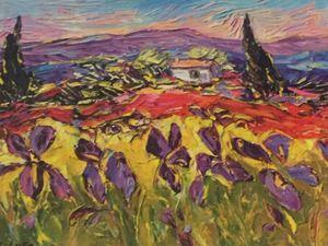 """""""Paysages au Iris"""" by Duaiv"""