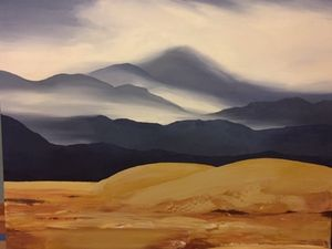 """Misty Mountain"" by Erica Wolfsen"