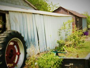 farm remnants