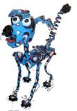 Original sculpture of a dog.
