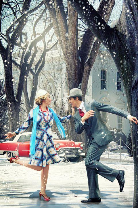 CHRISTMAS DANCE - RJP