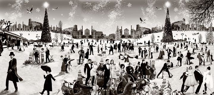 CHRISTMAS IN WONDERLAND - RJP