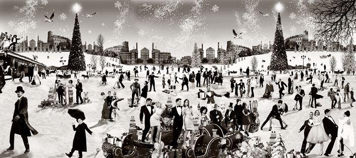 CHRISTMAS IN WONDERLAND - RAY JOHN PILA