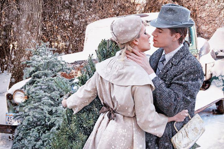 CHRISTMAS KISS - RAY JOHN PILA