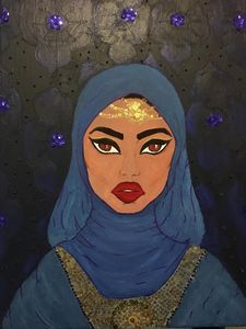 Middle-Eastern Bride