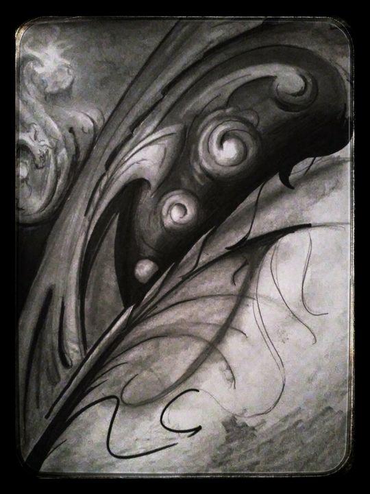 Confuse - Deek's Art