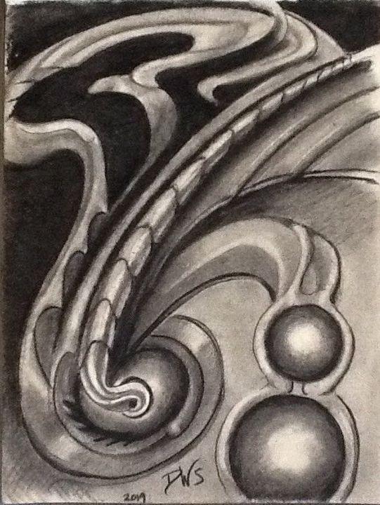 Wrapped - Deek's Art