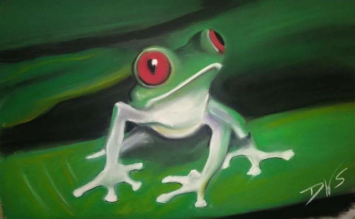 Treefrog - Deek's Art