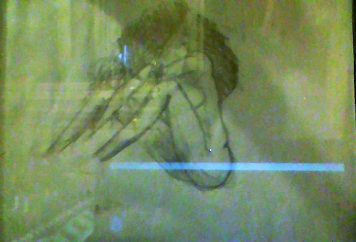 Weeping woman - ely's work
