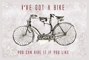 FLOYD - Bike - Digital Painting
