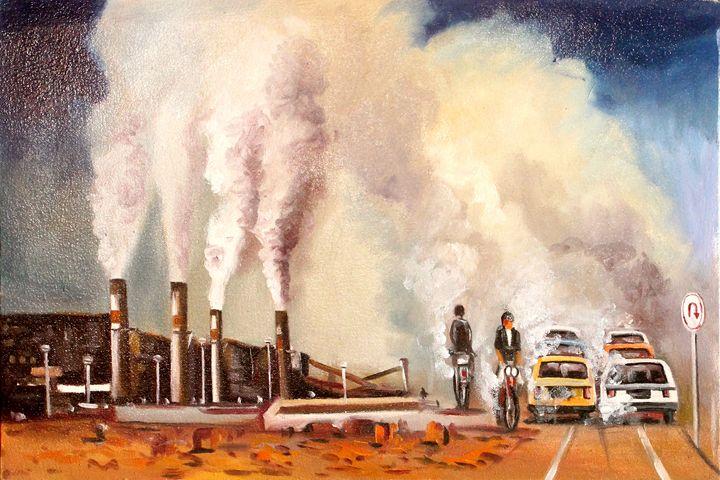 Air Pollution - Maria Aslam