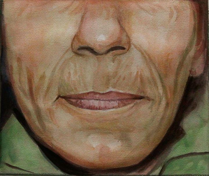 Aged Lips - Maria Aslam