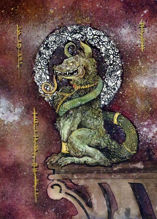 Gargoyle 1: Pride - Lain Weickert