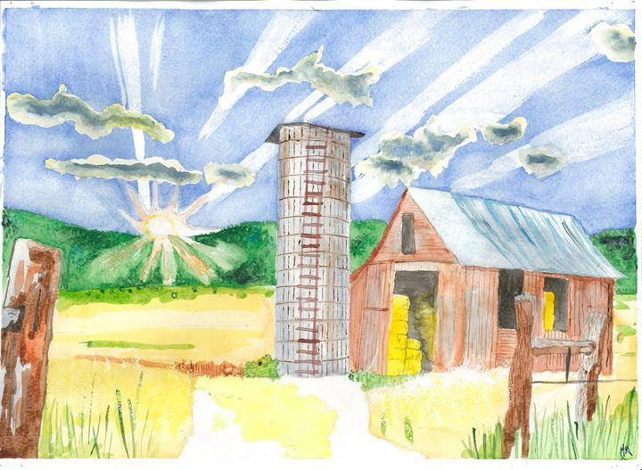 Prosperity Barn - Watered