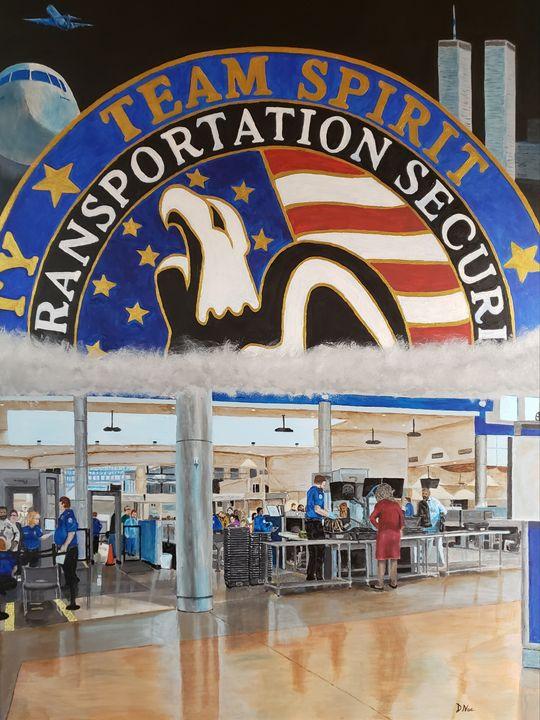 TSA TEAM SPIRIT - ArtByNoe