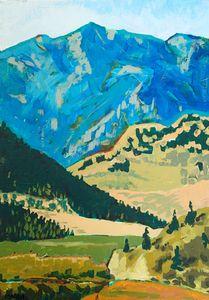 Richter Pass, BC