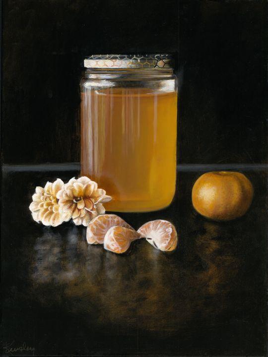Orange Honey Blossom - Kensley Fohn