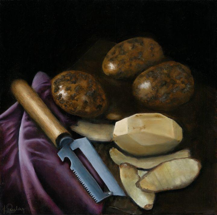 The Potato Peeler - Kensley Fohn