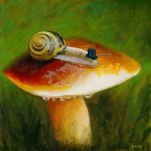 Mister Snail - Kensley Fohn