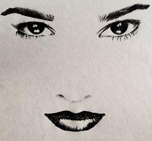 Demi Lovato (DEMI Cover) Drawing