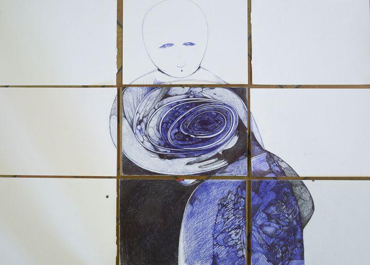 Labyrinthe - Paul Pirotte