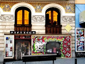 Tattoo Parlour, Madrid, 2014