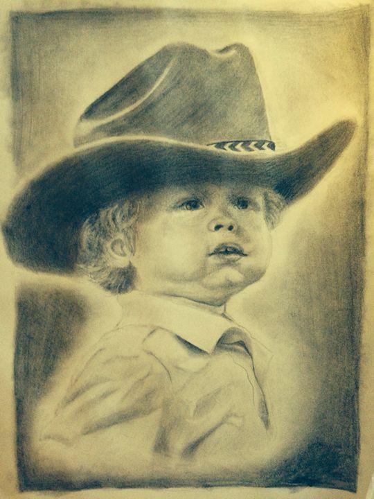 Little cowboy - Mikayla Baker