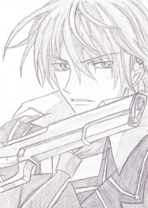 Zero Kiryuu (Vampire Knight) Redraw - Ucum Store