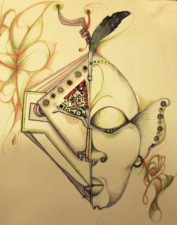 bicameral mind 2 - Art of Joan frances fisher