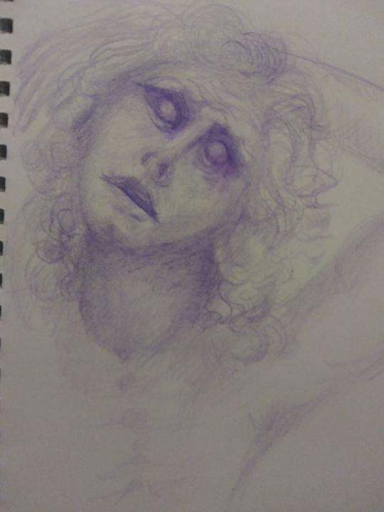 Loss of true love - Art of Joan frances fisher