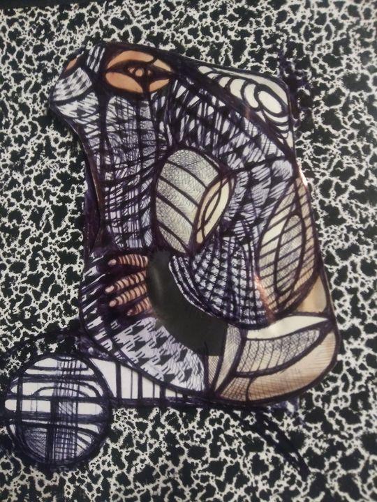 Cold shoulder - Art of Joan frances fisher