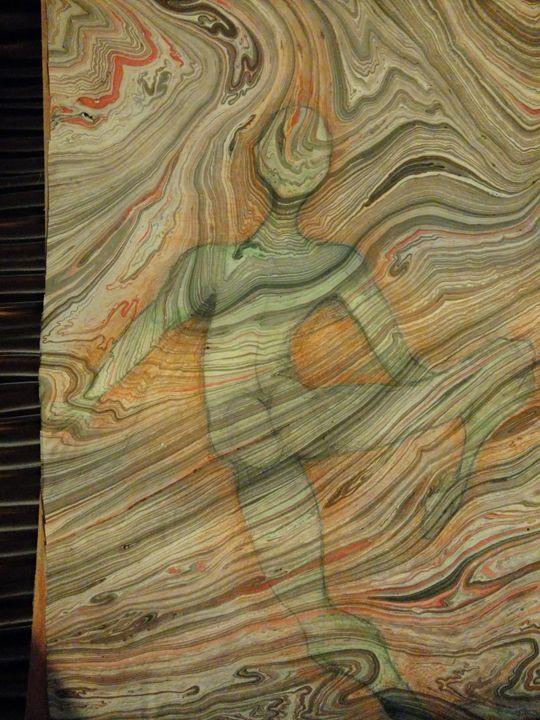 Cosmic dance - Art of Joan frances fisher