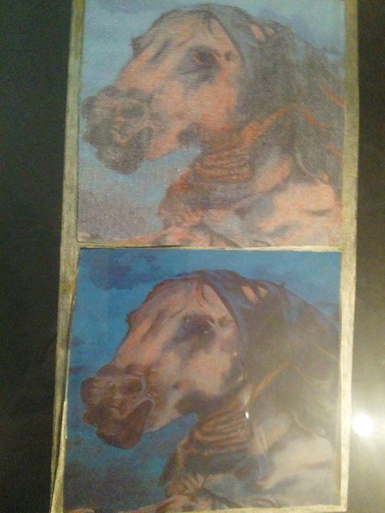 Horse - Art of Joan frances fisher