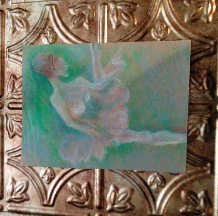 Balletic - Art of Joan frances fisher