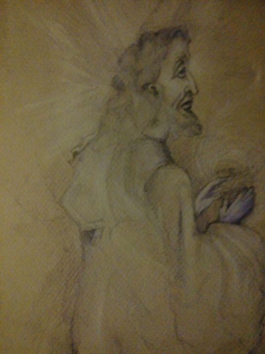 Healing hands - Art of Joan frances fisher