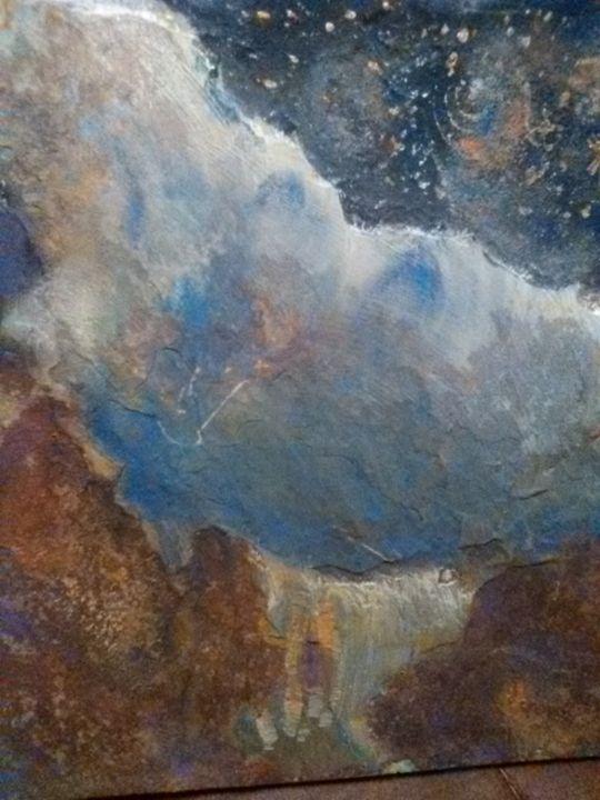 tidal wave - Art of Joan frances fisher