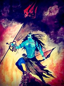 MAHADEVA, The RUDRA AVATAR
