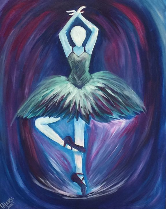 The Dancer - AcrylicArtistry
