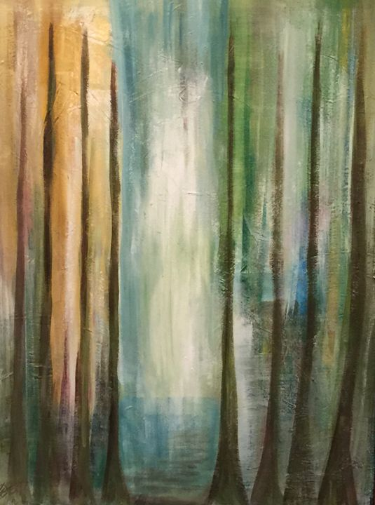 Out of the Woods - AcrylicArtistry