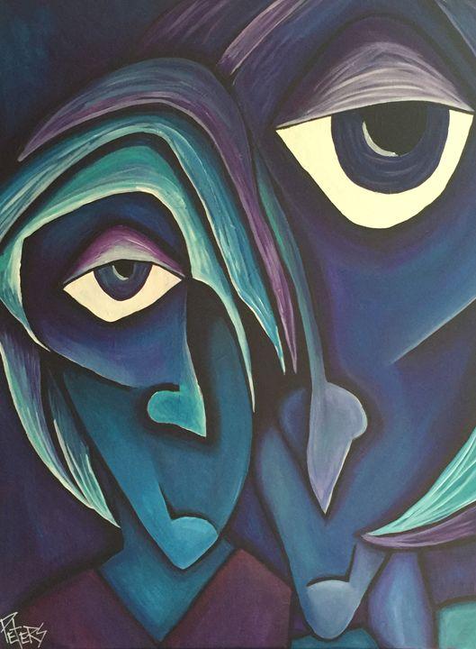 Silence - AcrylicArtistry