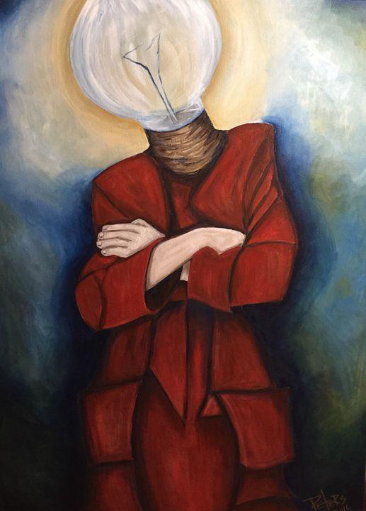 Bright Ideas - AcrylicArtistry