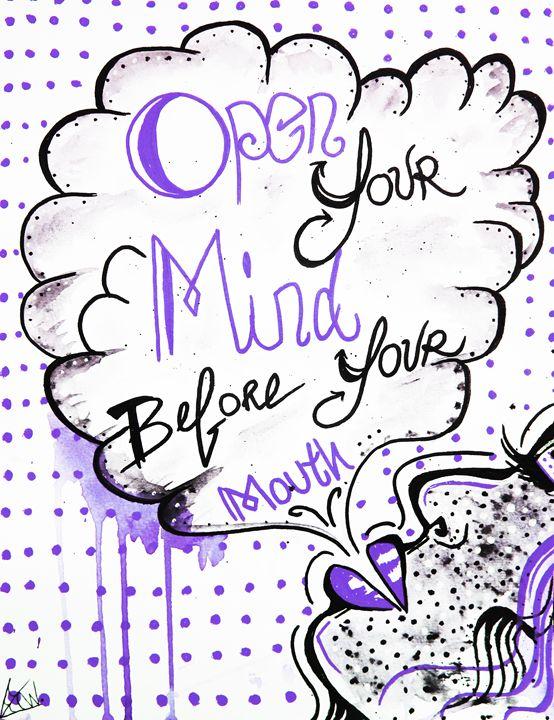 Free Your Mind - CrystalWellingsArtz