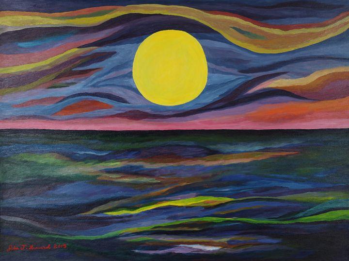 Shining Through - John J. Leonard