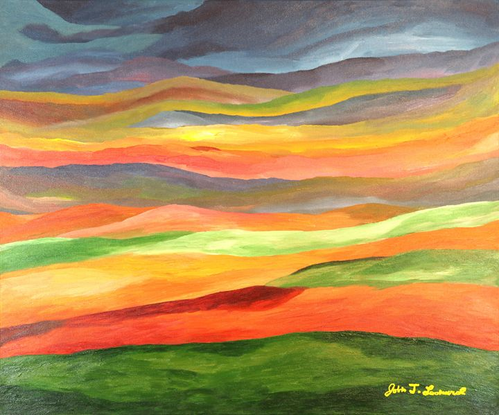 Seasons - John J. Leonard